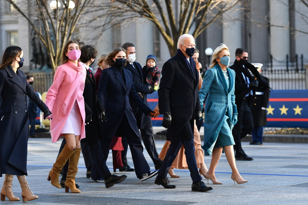 See Maisy Biden's Cool Nike Sneakers at the Inauguration