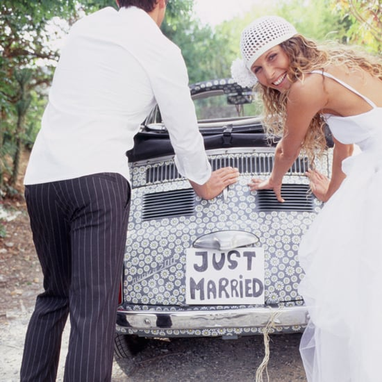 What the First Year of Marriage Is Like