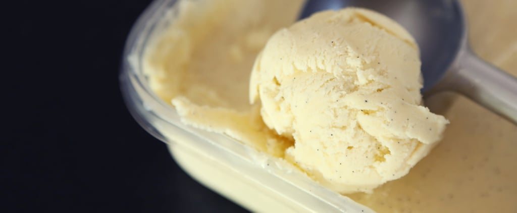 Homemade Vanilla Bean Ice Cream Recipe