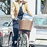 Pippa Middleton's Bike Shoes Are Way More Stylish Than a Sneaker