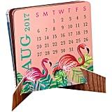 Paper Source Mini Accordion Calendar 2017 ($9)