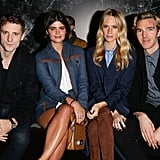 The Prada Front-Row Crew