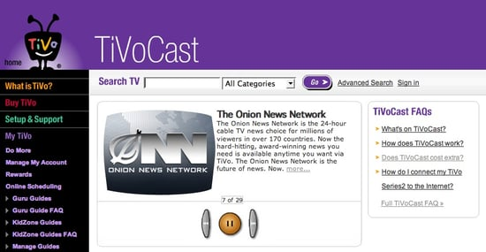 Geek Tip: Download Mini Shows with TivoCast