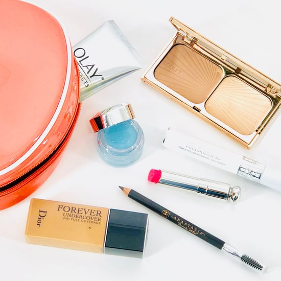 The Beauty Products Jesinta Franklin Keeps in Her Beauty Bag