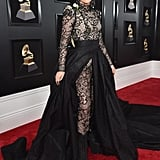Lady Gaga in Armani Privé at the Grammy Awards