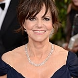 Sally Field, otherwise known as Mrs. Lincoln, dressed to impress Sunday night for the 2013 Golden Globes.
