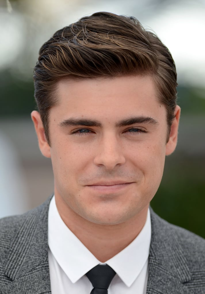 Zac Efron Hot Celebrities Squinting Pictures