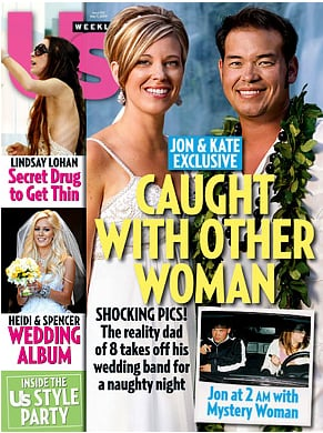 Rumors About Jon Gosselin from Jon and Kate Plus 8 Cheating on Kate