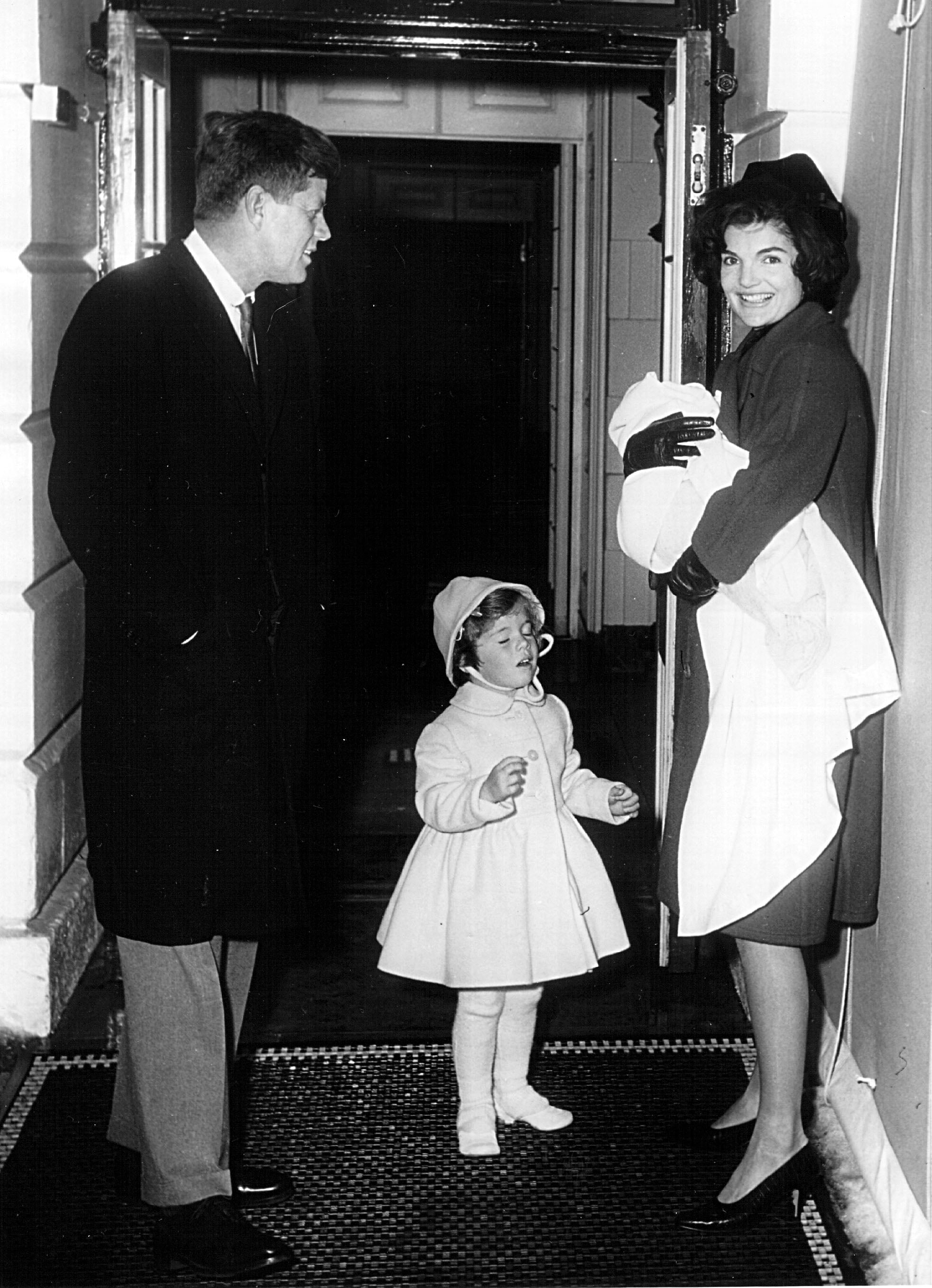 The Kennedy Clan, 1961