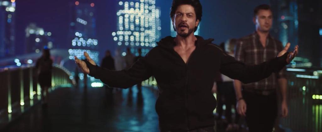 Shah Rukh Khan #BeMyGuest Dubai 2018