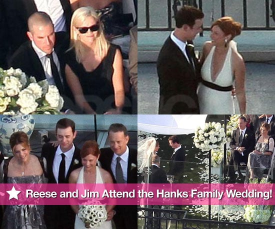 Pictures of Colin Hanks Wedding With Reese Witherspoon, Tom Hanks and More