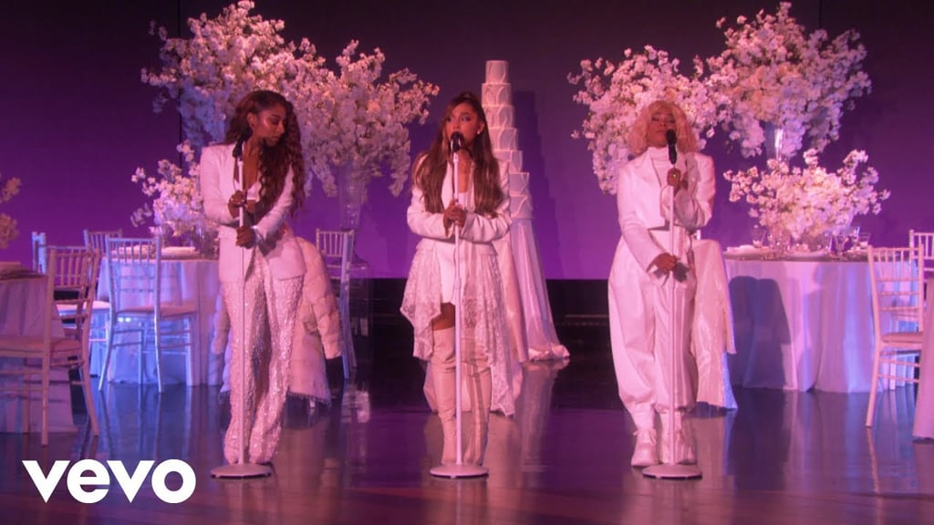 "Ariana Grande Performed ""Thank U, Next"" For the First Time"