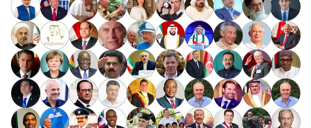 These Are The Most Followed World Leaders on Instagram, And of Course Sheikh Mo is One of Them