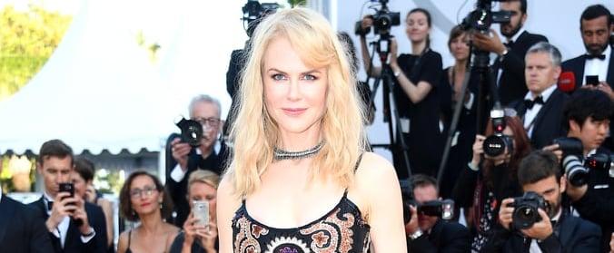 Nicole Kidman's Natural Hair Color