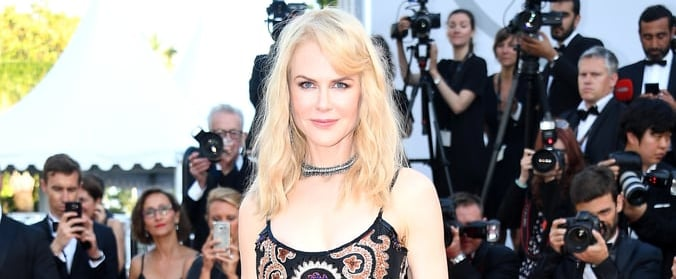 Nicole Kidman's Natural Hair Colour