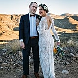 This Couple Didn't Want a Big, Fancy Wedding — So They Chose a Popup Elopement