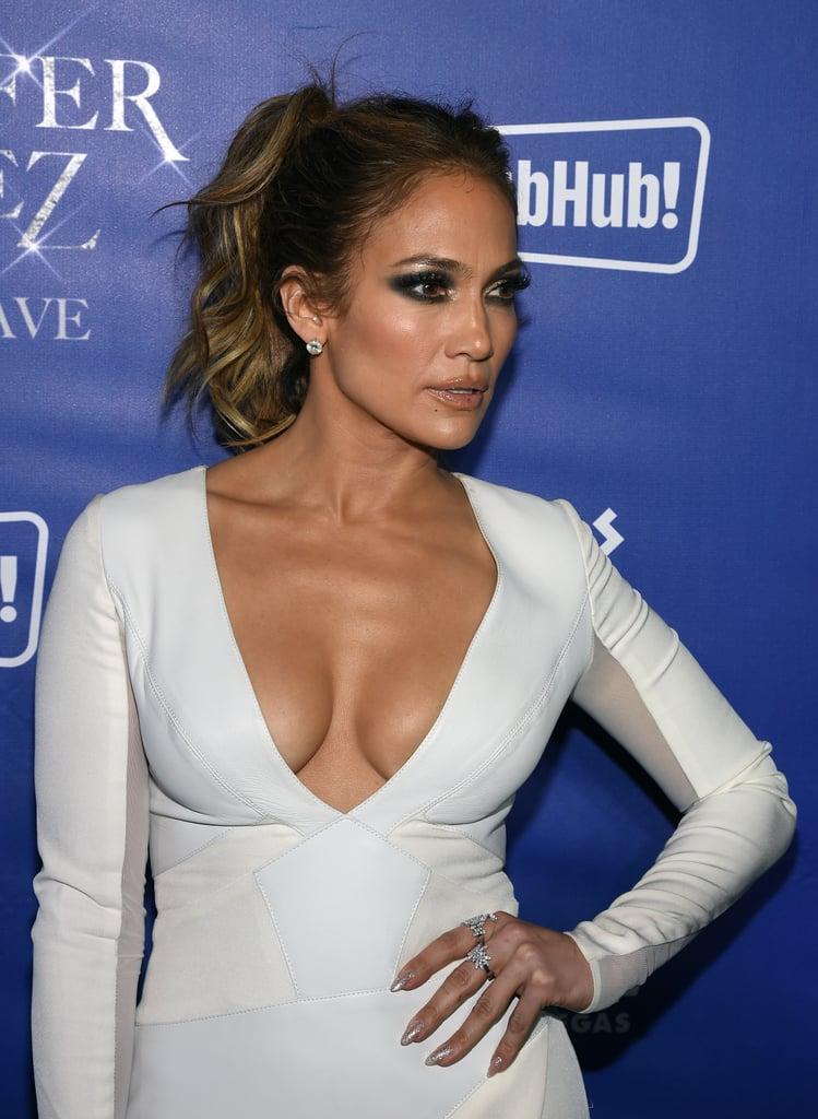 J Lo Shares Her Mascara Hacks