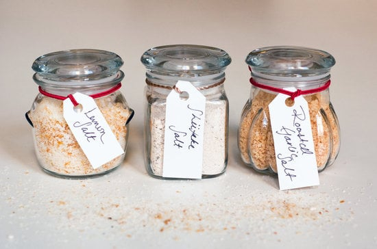 DIY Flavored Salts