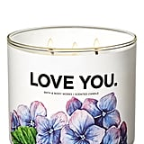 Bath and Body Works Fresh-Cut Lilacs 3-Wick Candle