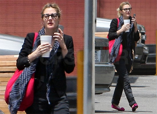 Photos of Drew Barrymore Who is Reportedly Not Dating Adrian Grenier