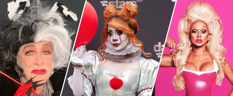 Celebrity Halloween Costumes 2020   Pictures