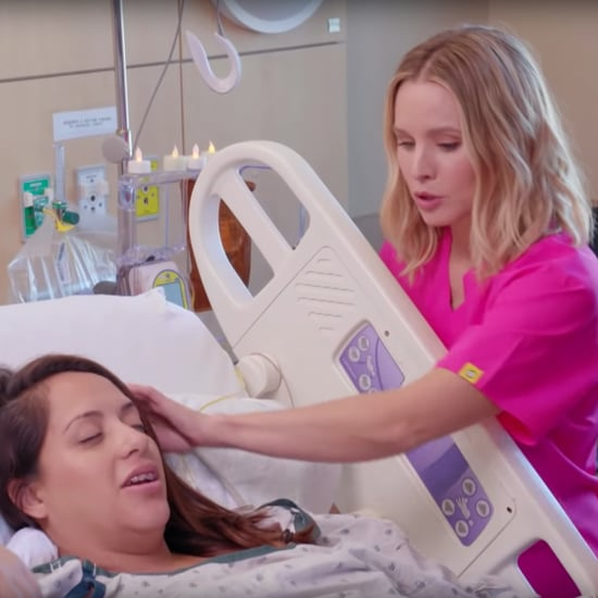 Kristen Bell Watches Women Give Birth
