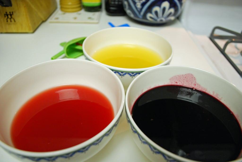 Three Ice Mixes