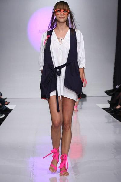 Mexico Fashion Week: Alessa Casati  Spring 2009