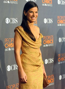 Picture of Sandra Bullock at People's Choice Awards 2010