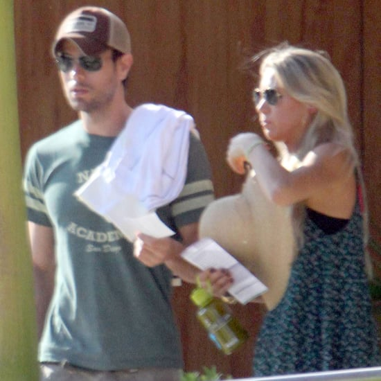 Enrique Iglesias and Anna Kournikova in Cabo | Pictures