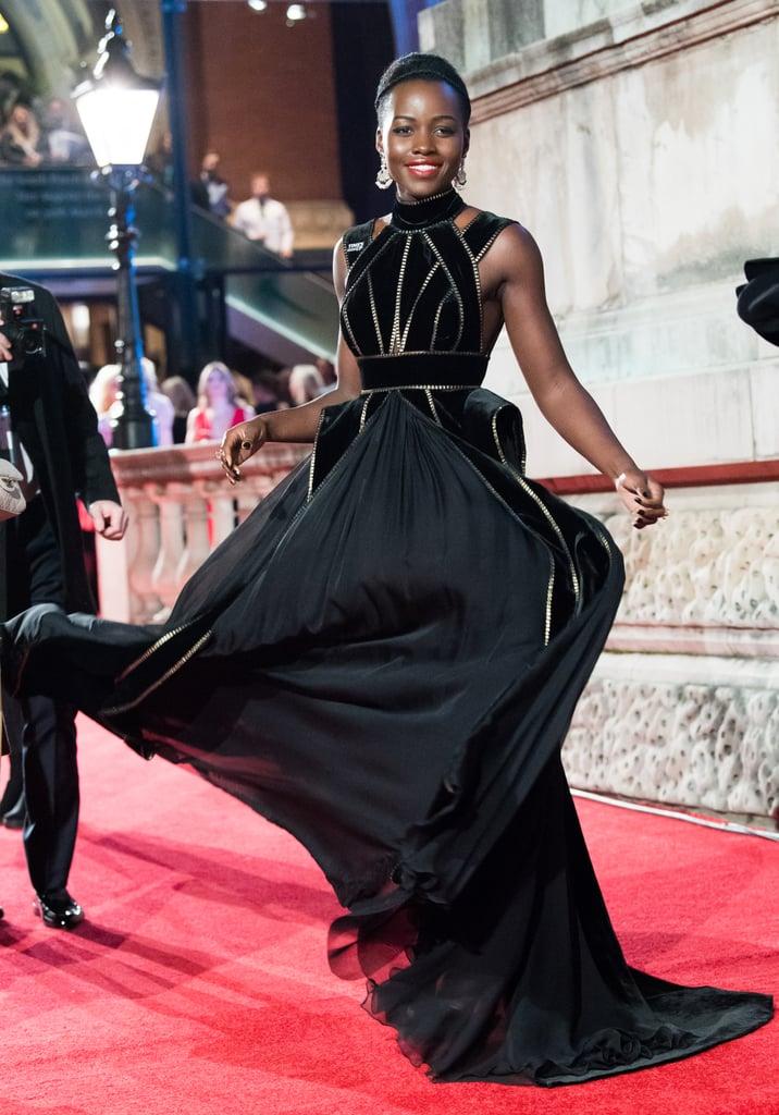 Lupita Nyong'o BAFTA Awards 2018