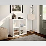 4-Cube Organizer Shelf