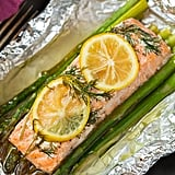 Salmon and Asparagus Packets