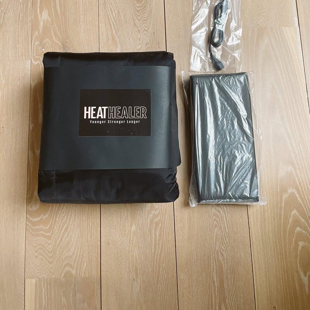 Heat Healer Infrared Sauna Blanket Review