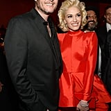 Gwen Stefani and Blake Shelton Were All Over Each Other at an A-List Grammys Party