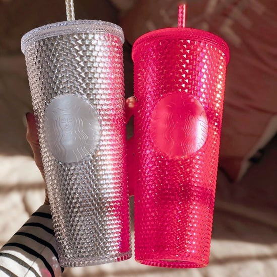 Starbucks Just Dropped Tons of Glittery Holiday Tumblers