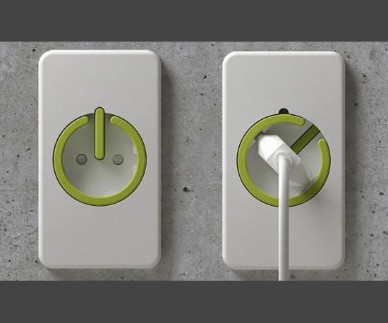 5. Eco-Friendly Outlet Banishes Power Vampires
