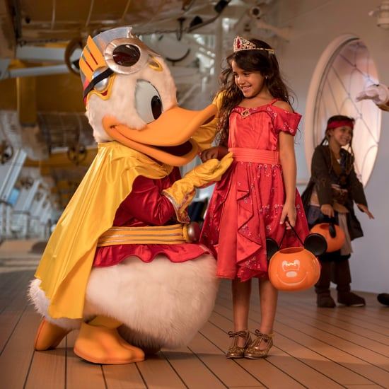 Disney Cruises Halloween on the High Seas 2018