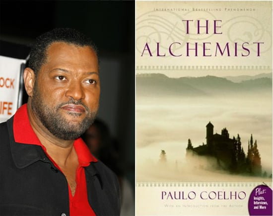 The Alchemist to Be Adapted by Laurence Fishburne