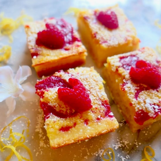 Lemon Raspberry CBD Bars