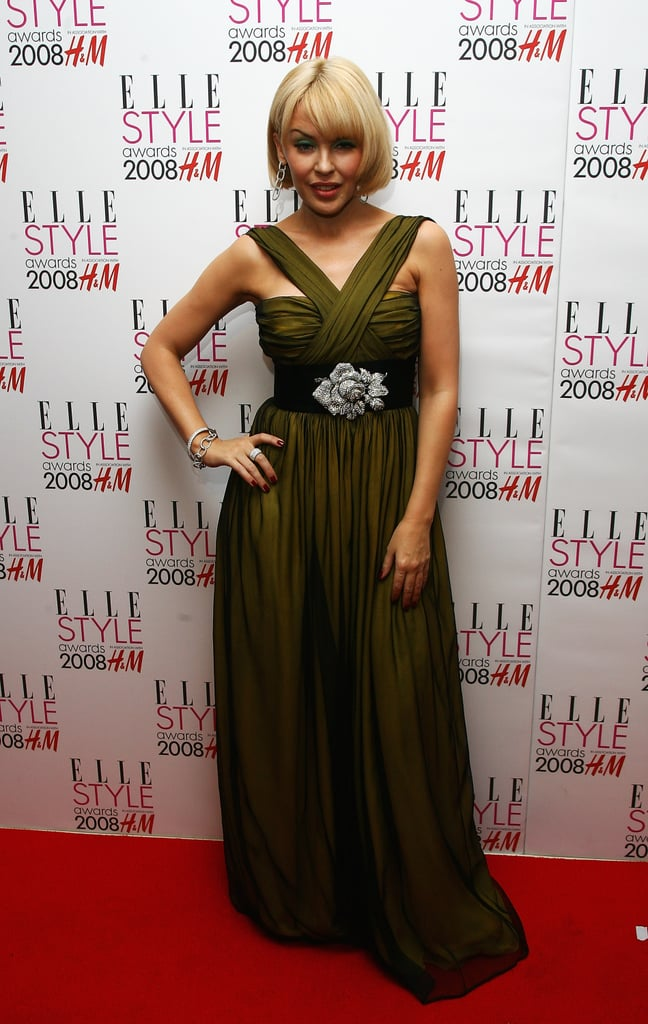 2008 Elle Style Awards: Kylie Minogue