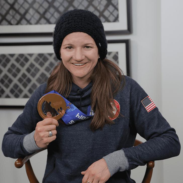 Snowboarder Kelly Clark Sochi Bronze Medal Interview Popsugar Celebrity
