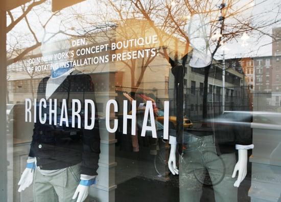 Richard Chai Pops Up At Den