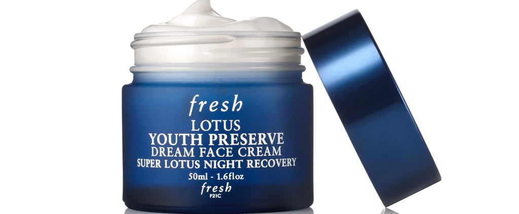 Fresh Lotus Youth Preserve Dream Night Cream Review