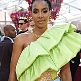 Kelly Rowland as Calliope, the Muse of Epic Tales