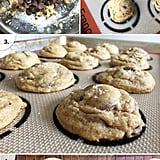 Chocolate Chip Cookies With Flake Salt