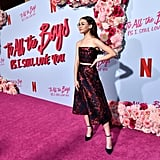 Anna Cathcart at the P.S. I Still Love You Premiere in LA