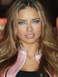Miranda kerr light brown hair