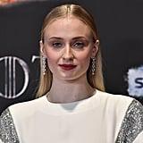 Sophie Turner at the Game of Thrones Season 8 Screening in 2019