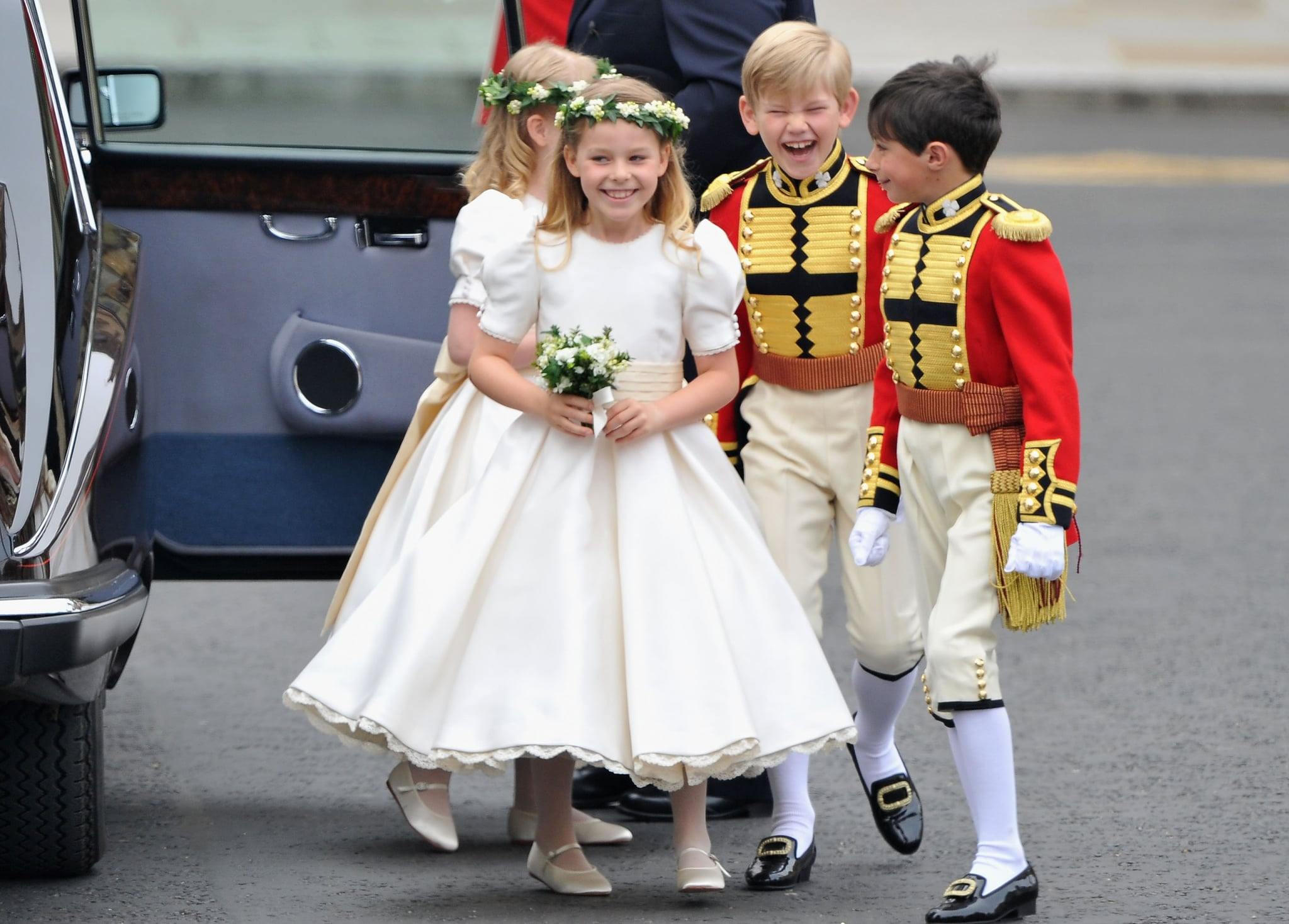 Royal Wedding Bridesmaid Dresses 30 Fancy Share This Link